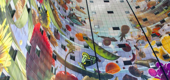 malowanie artystyczne ścian na zewnątrz
