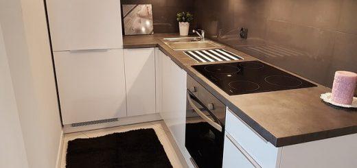 jak urządzić małą kuchnie?