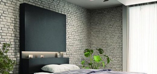 lampy w sypialni