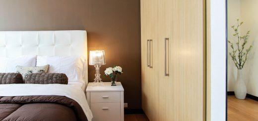 sposoby na udekorowanie sypialni